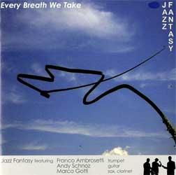 Jazz Fantasy CD Album
