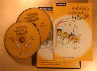 DVD Wohlig Warme Hände von Markus Dorfmann